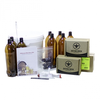 "Мини-пивоварня ""Mini Beer Kit Deluxe"" Giftozon в Курске"